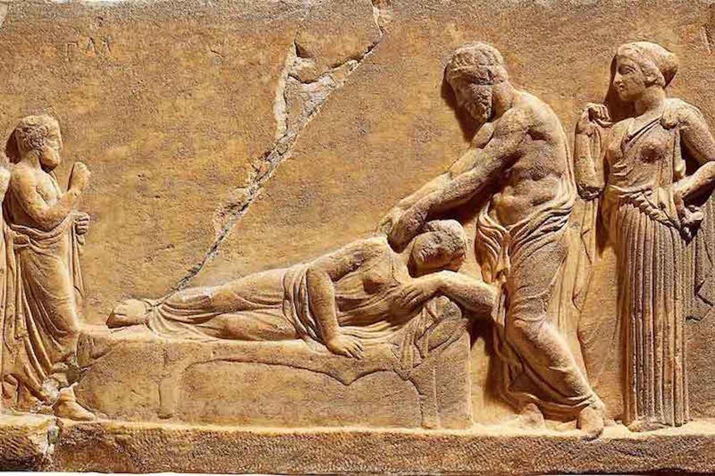 """Grupo de lectura de textos filosóficos – Octubre:<br><i>""""Apología de Sócrates""""</i>"""